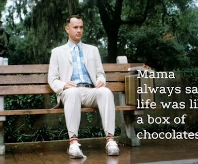 The Seasons of Motherhood are like a Box of Chocolates