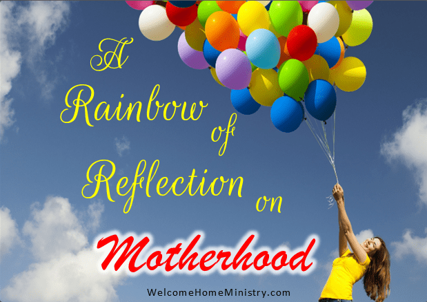 A Reflection of Motherhood