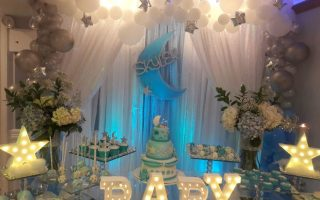 Blogging Breaks & Baby Showers – Perfect together!