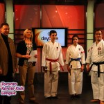 Welcome House Promotes Toronto Karate Kids League at Rogers TV