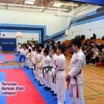 March 8 2015 First Spring Toronto Karate Kids League Tournament