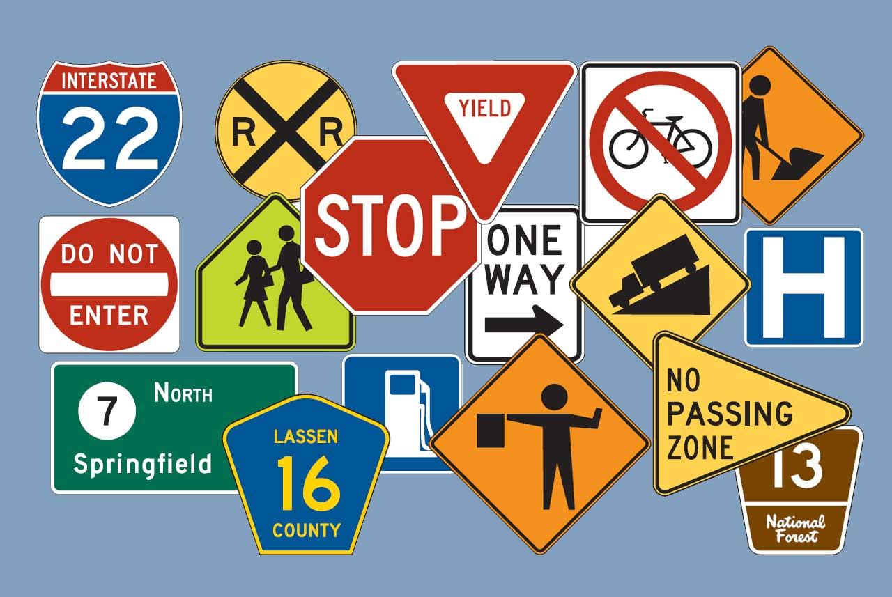 Traffic Signs And Road Safety In India