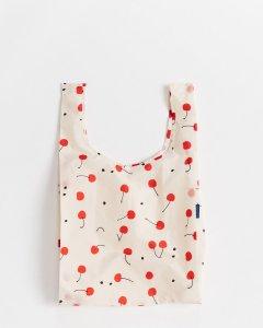 Standard Baggu in cherries print.