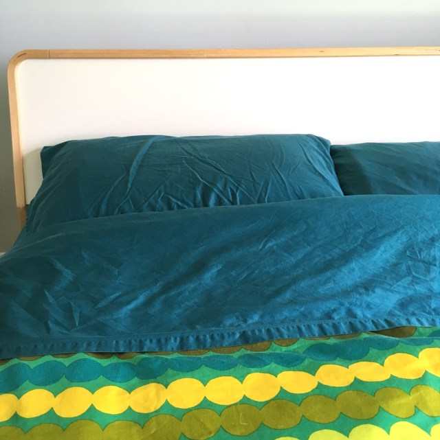 Ikea Sheets Review Of Bed Sheets Review Target Threshold Vs Ikea Skogsnarv