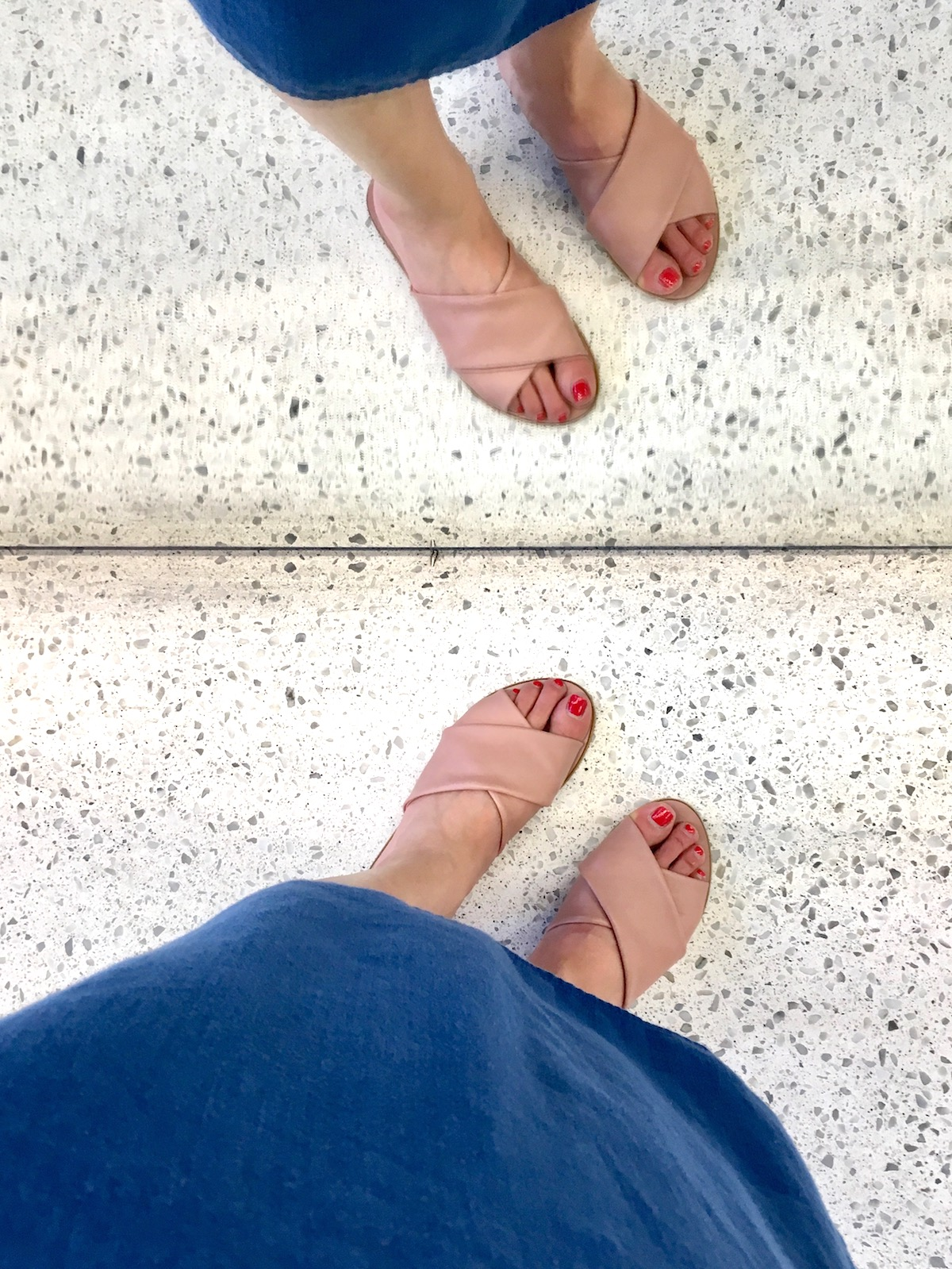 Everlane Try-On: 7 Styles of Sandals