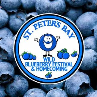 St. Peter's Wild Blueberry Festival