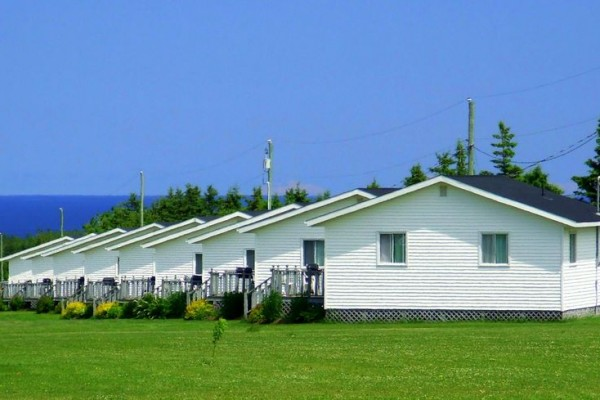 Orchard View Cottages offers accommodations in North Rustico, Prince Edward Island