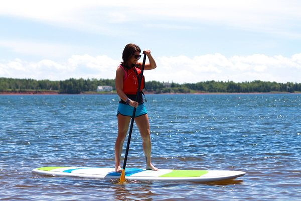 Paddles, PEI Attraction