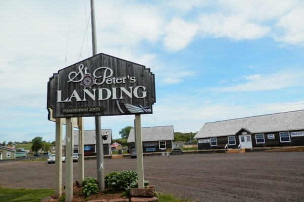 St. Peters Landing