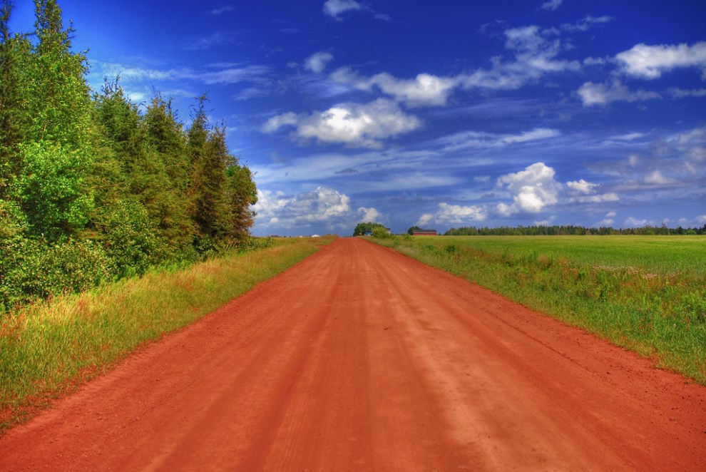 Red Dirt Road - Keith Watson