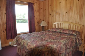 This is a photo of the bedrooms in an Anne's Windy Poplar cottage.