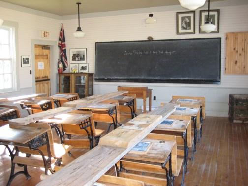 Avonlea-Village-School-Room