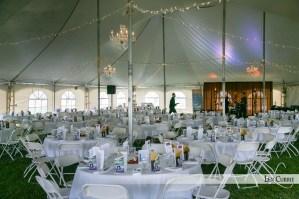 Tent Venue at Rodd Crowbush