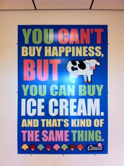 Creamery-Sign