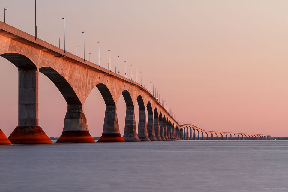 Confederation Bridge, Prince Edward Island