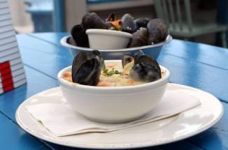 Blue Mussel Cafe, Prince Edward Island