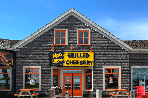 Moo Moo BBQ Grilled Cheesery