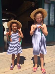 Anne hats at Avonlea Village