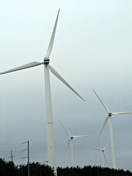 North Cape Wind Energy