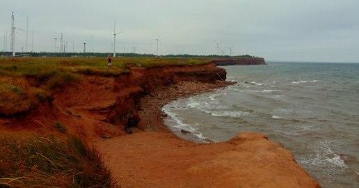 North Cape Wind Energy, Prince Edward Island