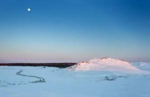 Winter in Prince Edward Island