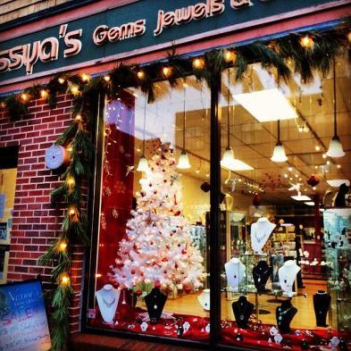 Nessya's Christmas Window