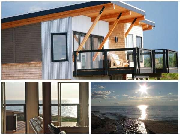 Cape Wolfe modern cottage