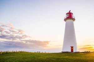 Point Prim Lighthouse ©Tourism PEI Photo by Carrie Gregory