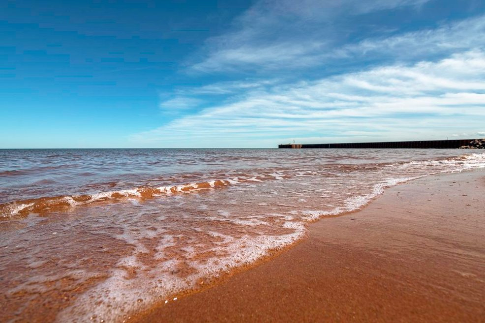 Tignish Run Beach, PEI