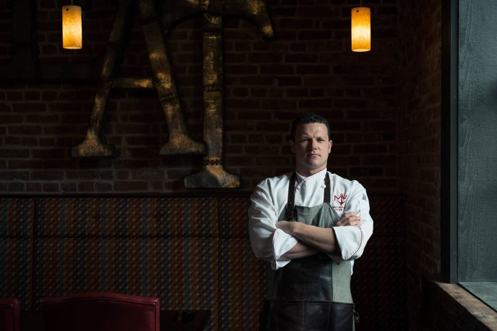 Adam Loo, Merchantman Fresh Seafood & Oyster Bar, Photo: Best of Sea