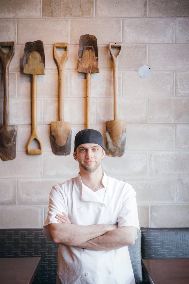 Chef Cody Wallace, Fishbones Oyster Bar and Grill