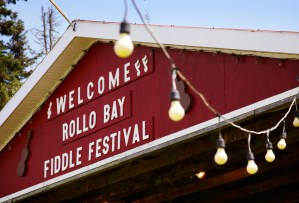 Photo by Yvonne Duivenvoorden Rollo Bay Fiddle Festival