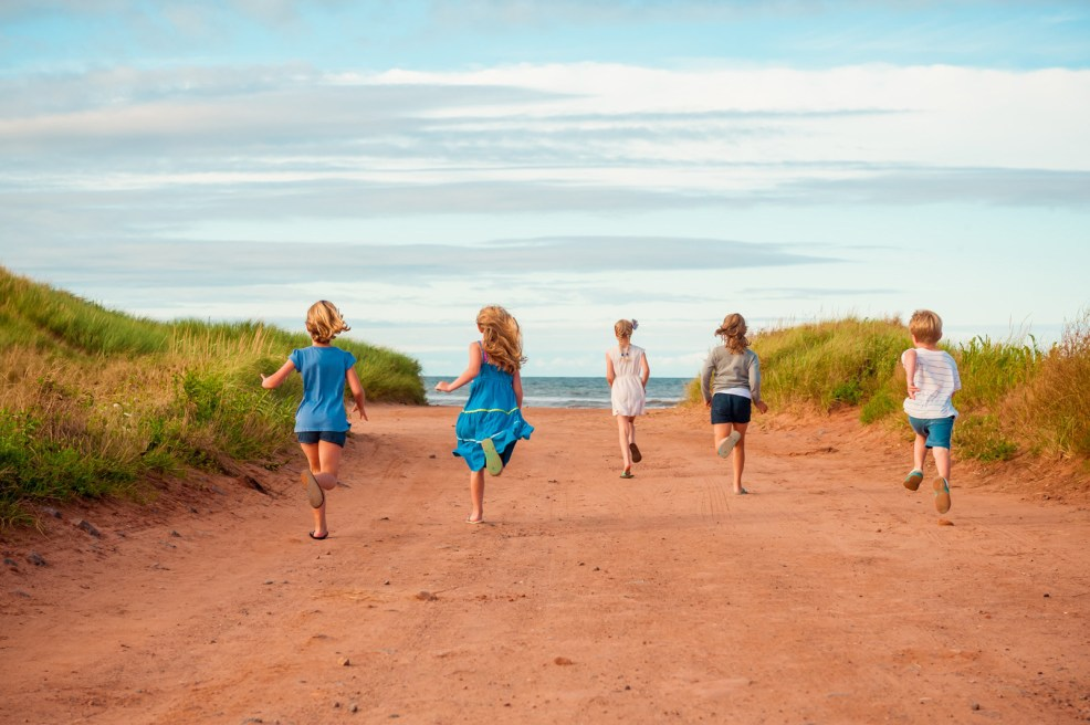 Rustico Beach - Photo by Heather Ogg ©Tourism PEI