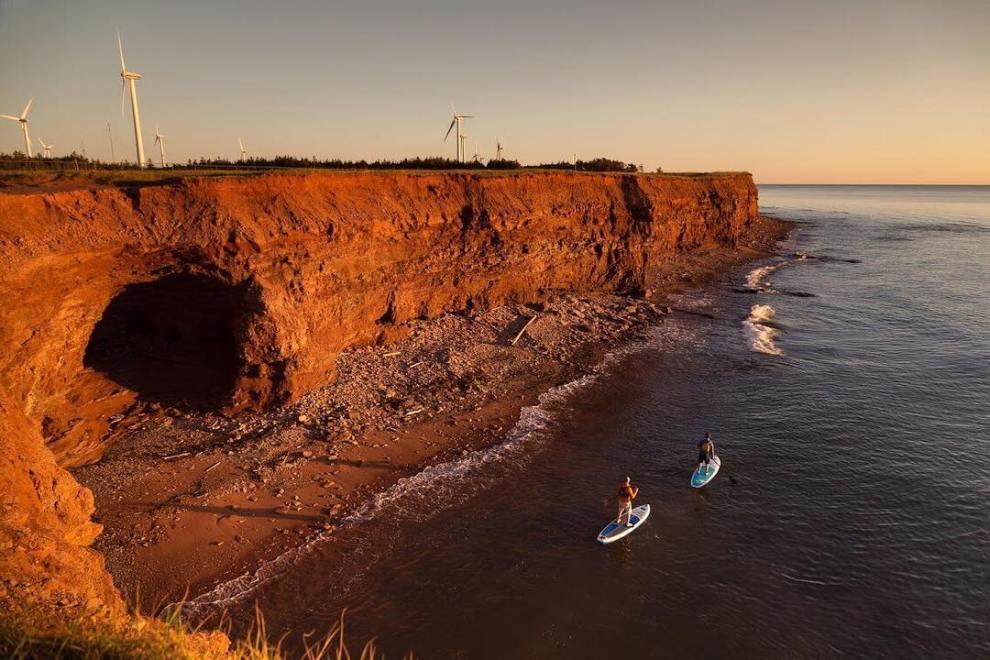 North Cape, Prince Edward Island
