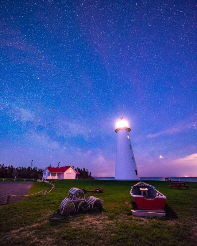 Point Prim Lighthouse | Photo by Karthic Ravi