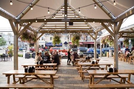 Charlottetown Beer Garden