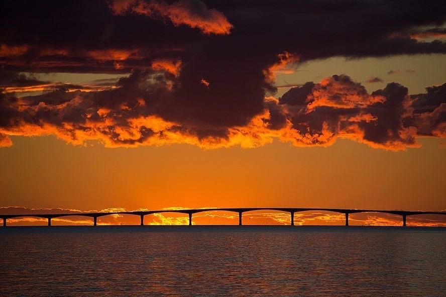 Confederation Bridge | Photo by @fredddycoll