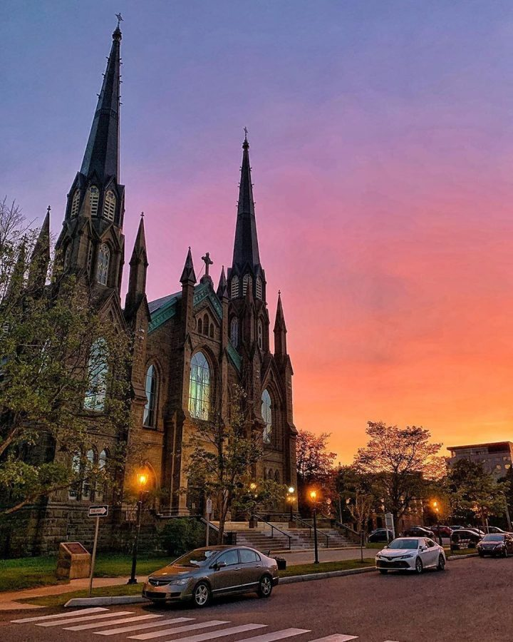 St. Dunstan's Basilica | Photo by Chef ILona Daniel