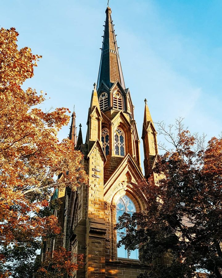 St.Dunstan's Basilica, Charlottetown | Photo by RE/MAX Charlottetown