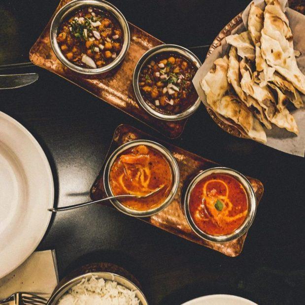 Taste of India | Photo by Amanda Kember