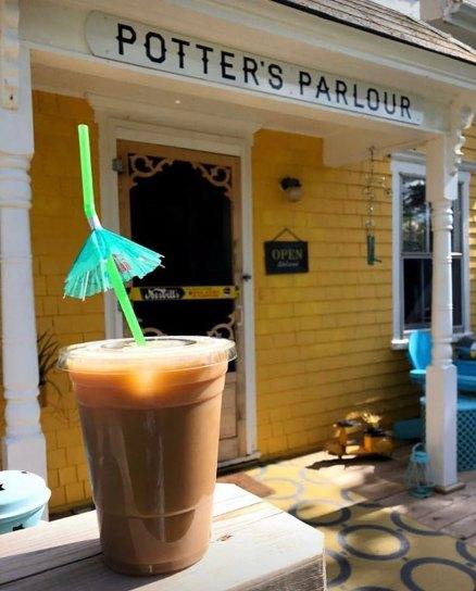 Potter's Parlour