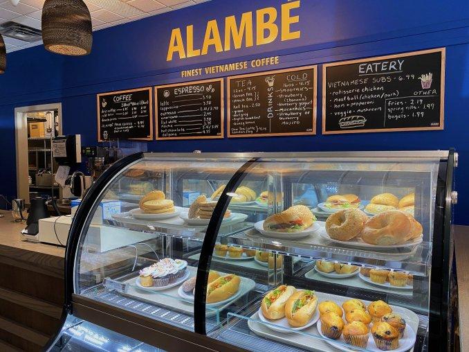 ALAMBE Coffee