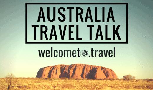 Australia Travel Talk Bristol