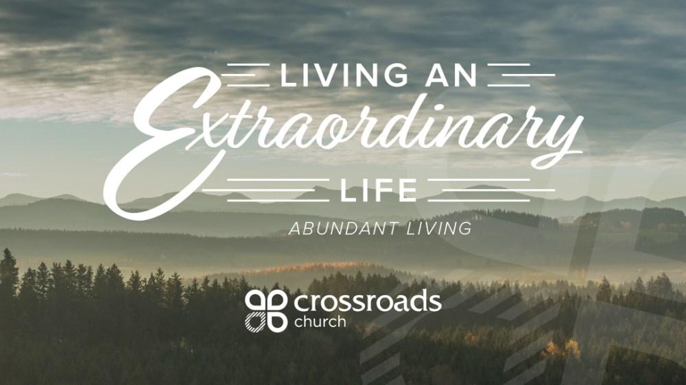 Abundant Living Image