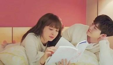 Eun-Ho & Dan-Yi couple