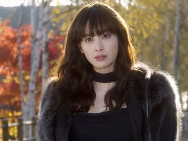 Lee Na-Young as Jinni in The Fugitive: Plan B