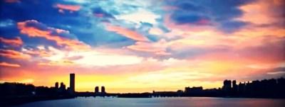 Sunset View Seducing Mr. Perfect