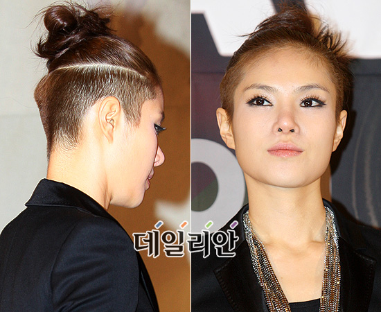 KPop 2NE1 Amp Gummy Winners At 2010 Melon Music Awards