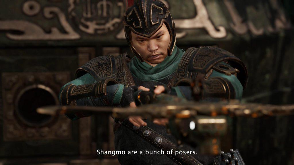 Xuan Juan Sword 7