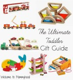 Holiday gift ideas: for toddlers